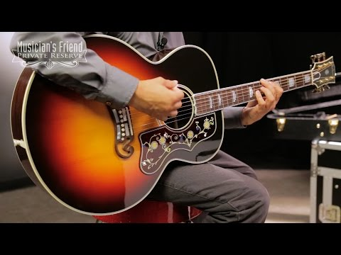 Gibson 1938 SJ-200 Acoustic Guitar, Tri-Burst