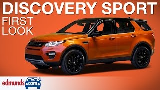 2015 Land Rover Discovery Sport First Look | Paris Auto Show