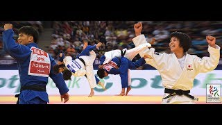 Highlights Judo For The World - BAKU WORLD JUDO CHAMPIONSHIPS 2018