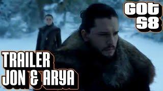 Game of Thrones Season 8 Trailers | Official Promos: Survival & Together Breakdown | Jon & Arya