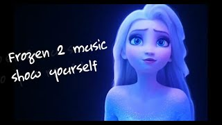 Gambar cover Idina Menzel & Evan Rachel Wood - Show yourself (forzen2歌詞版)