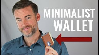 The Minimalist Wallet Gets a Makeover