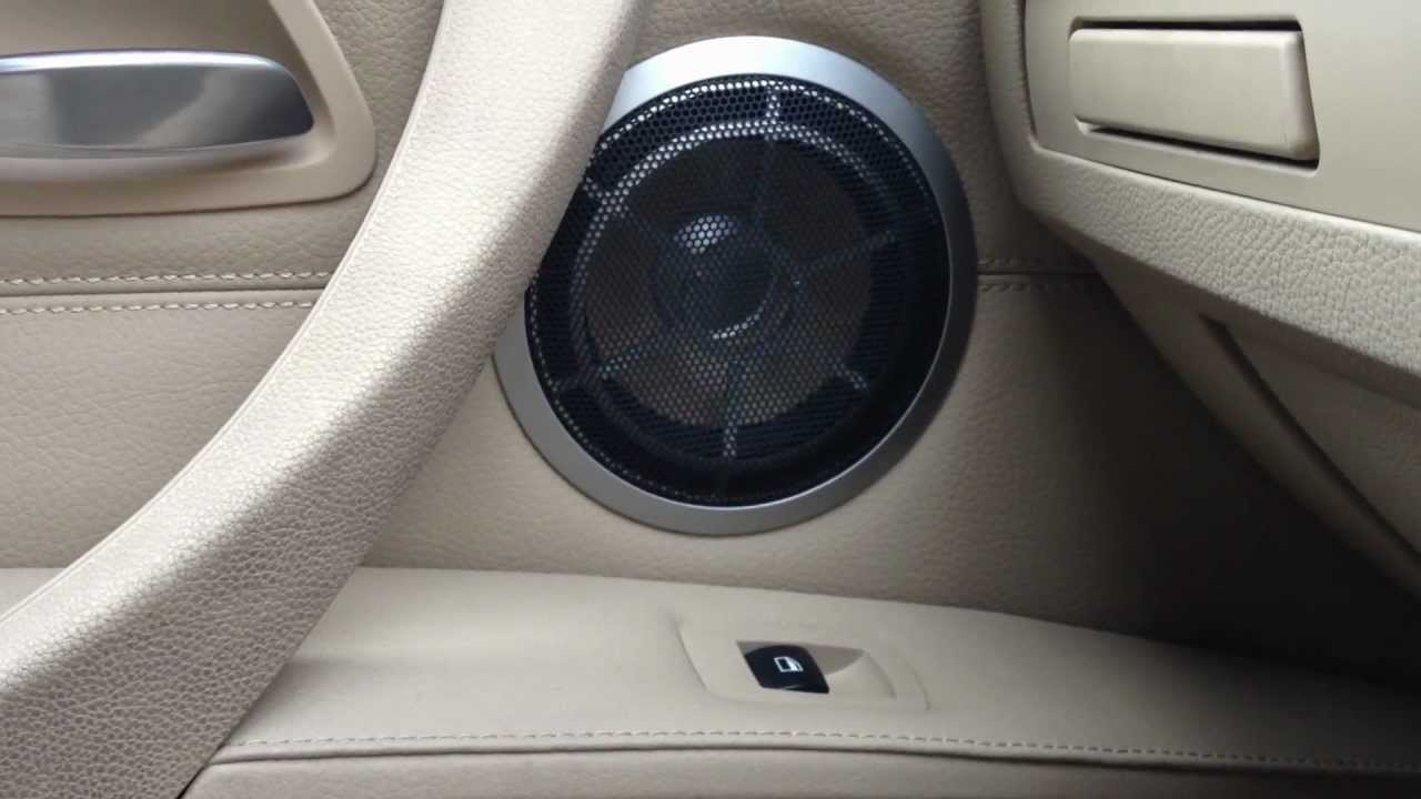 Bmw 335d Individual High End Audio Youtube