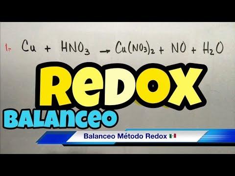Balanceo por Método REDOX (muy fácil)