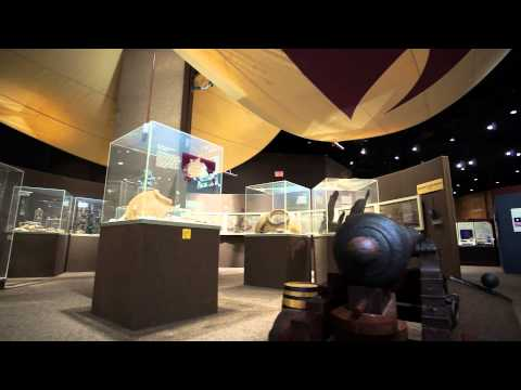 Video Tour of the Museum of Florida History