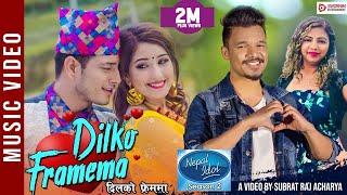 Dil Ko Frame Ma - Nepal Idol 2 Ravi Oad ll Aanchal, Pushpa ll Dipak Sharma ll Puspa Paudel