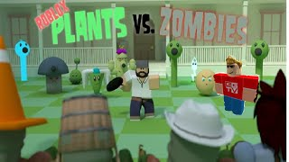 Gamer Naruto - Roblox : Plants VS Zombie - I meet Ethan Gamer TV!