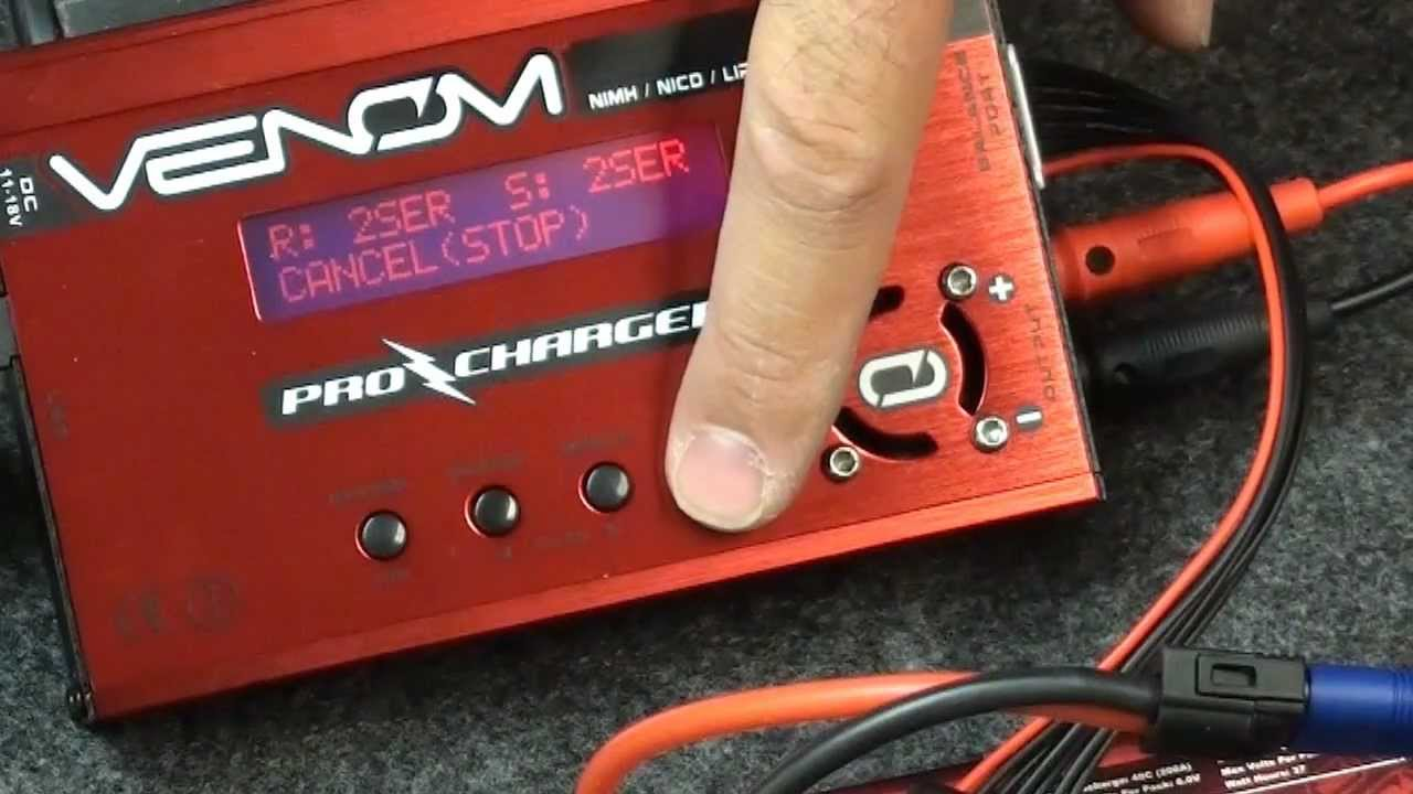 Balance Charging Of A Lipo Battery Pack Youtube Wiring Diagram