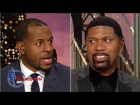 Jalen Rose tells Andre Iguodala which team he should go to | NBA Countdown