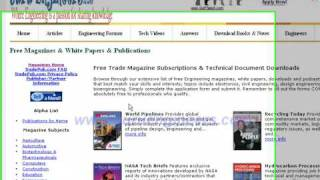 HOW TO DOWNLOAD FREE MAGZINES ,MORE Engineering BOOKS (GARRY STYLE)