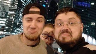 Смотреть видео Как меня встречали друзья и подписчики в Москве на трёх Hachiroku онлайн