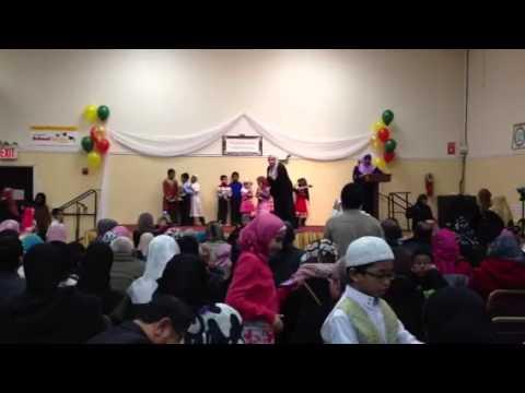 Qur'an award al ihsan academy 2014