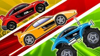 Sports Car | Racing Cars | Cars for Kids | Videos for Children, Race Car