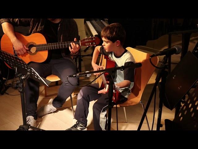 Escola El Racó - Guitarra - Cançó popular