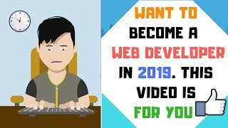 How To Become a Web Developer in Hindi & Get Web Developer JOB in 2019