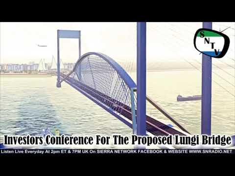 Lungi Bridge Investors Conference - Sierra Network