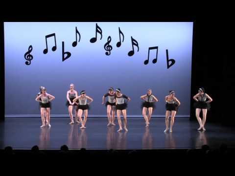 Gin Dance Company - 'That's Mozart'