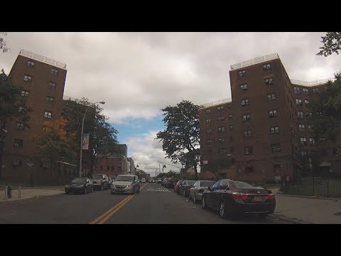 Queens NY Housing Projects (Original NO BLUR) - Queensbridge