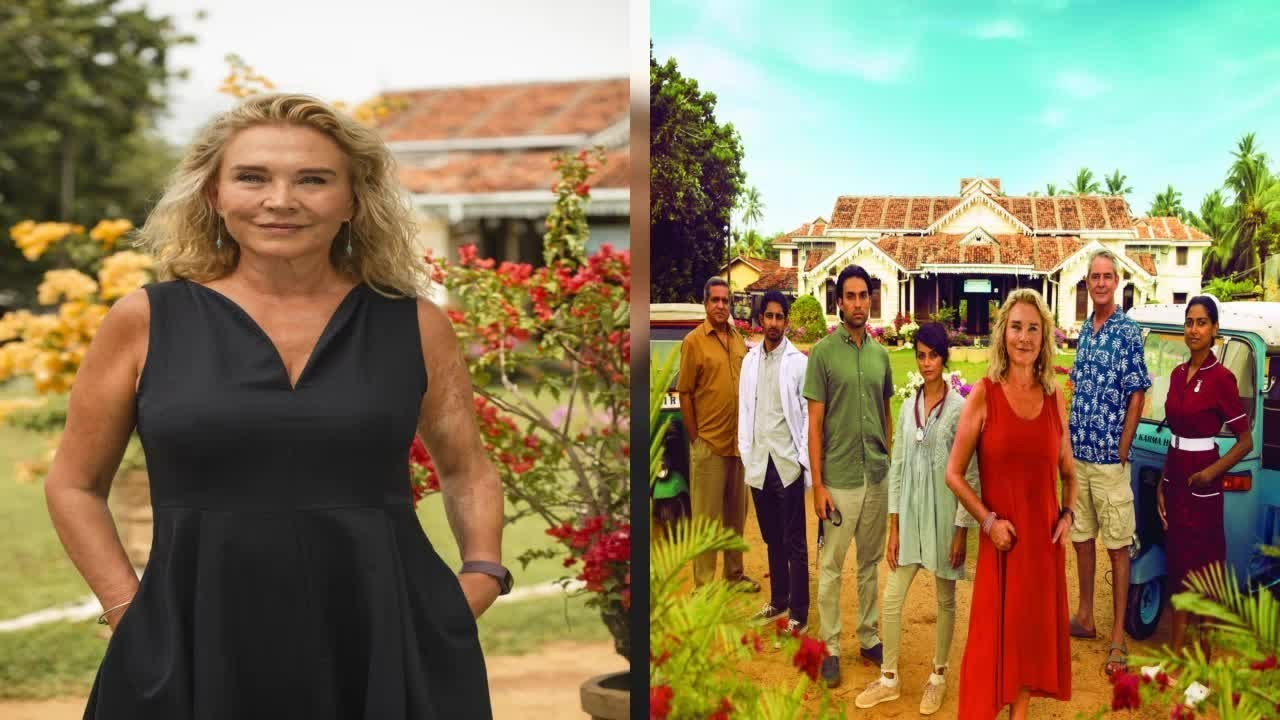 Download Who is in the cast of The Good Karma Hospital and where can you watch it?