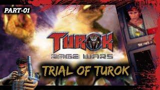 [TAS] N64 Turok - Rage Wars (Trial of turok)