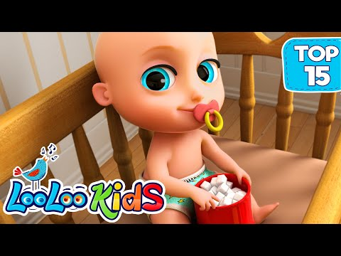 Johny Johny Yes Papa  Top 15 Sgs for Kids  YouTube