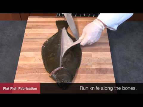 How To Fabricate Flat Fish