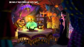"""A Vampyre Story"", full HD walkthrough, Part 21 - Gypsy camp"