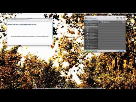 Clean my mac - how you get it - intro
