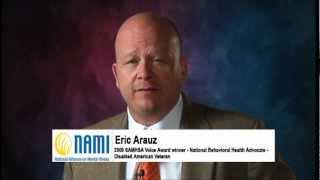 Eric Arauz Talks About NAMI New Jersey