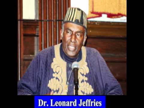 Dr. Leonard Jeffries - Understanding Marcus Garvey In The 21st Century - Part 1 - 9-1-11