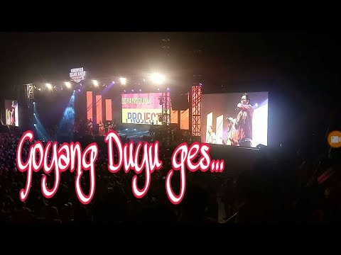 Project Pop Goyang Duyu | Shopee Play Day 2019 Senayan Jakarta