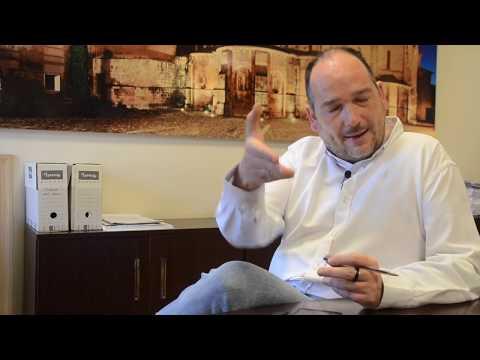 Entrevista al alcalde de Fitero, Miguel Aguirre