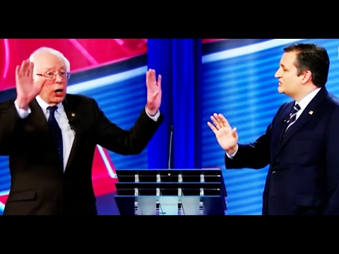 Bernie Sanders Vs. Ted Cruz: 'Access' to Healthcare Doesn't Mean People Can Actually Afford It