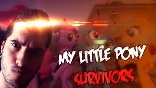 My Little Pony Survivors   Un capítulo políticamente incorrecto.