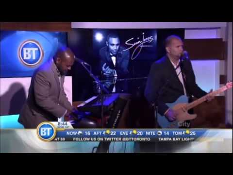 Sean Jones   City  Breakfast Television Toronto   06 09