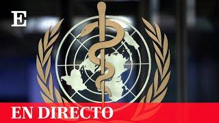 DIRECTO #OMS | La OMS ofrece una rueda de prensa sobre la FINANCIACIÓN de la SALUD