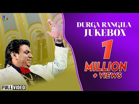 The Legend Singer - Durga Rangila   Audio Jukebox   New Punjabi Songs   Satrang Entertainers
