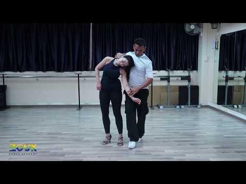 China Soulzouk, ZoukRUSH Dec 2017, at Zouk Dance Academy