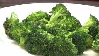 Broccoli Sauteed In Garlic Oil With White Wine : Interesting Recipes