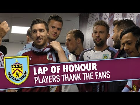 LAP OF HONOUR | Players Thank The Fans