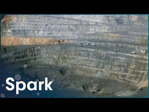 The Gold Mine In The Clouds | Super Structures | Spark