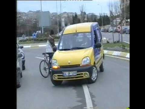 "TRT 3 TV Haberi - ""ALO ENGELLİ TAKSİ"" (2:00 dakikadan itibaren) 22.03.2004"