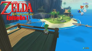 Wind Waker HD Gameplay 1