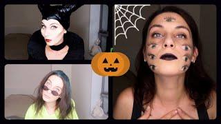 Cadılar Bayramı Makyaj ve Kostüm Fikirleri (2019)