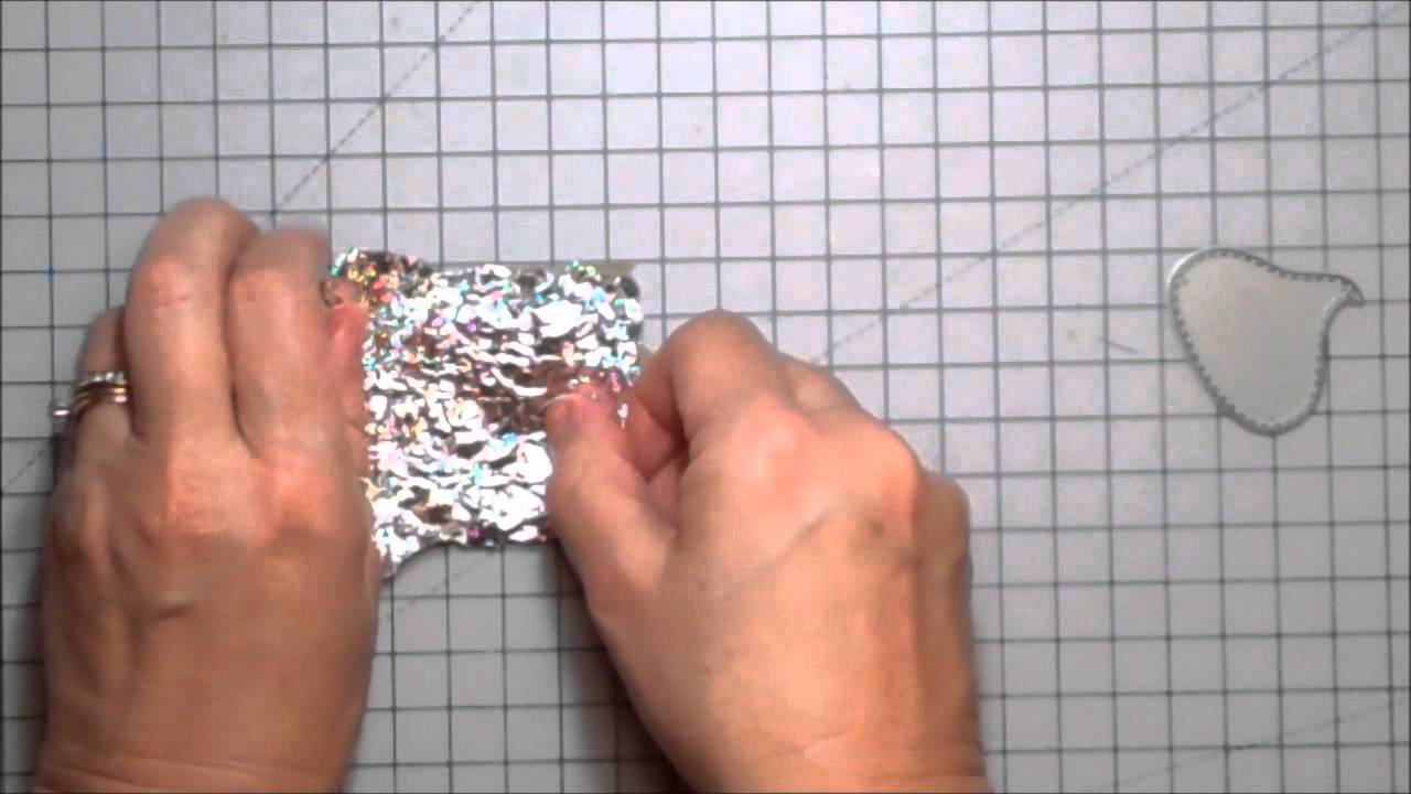 What is a die cut chipboard?