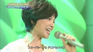 2014年2月22日(土) 榊原郁恵さんご本人の前で『夏のお嬢さん』を披露...