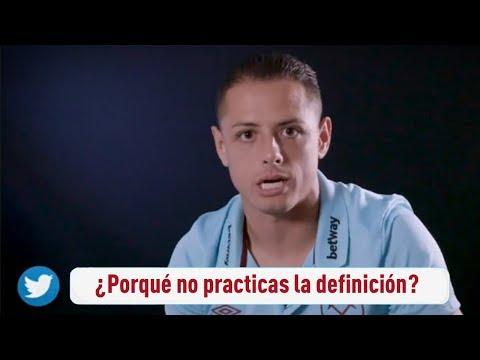 CHICHARITO CONTESTA MENSAJES DE FANÁTICOS