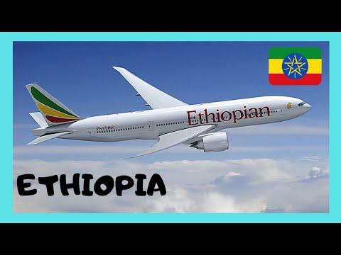 Flying above ETHIOPIA (LALIBELA, AKSUM, GONDAR & ADDIS ABABA)