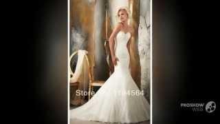 Чудесные  свадебные платья на ALIEXPRESS. Купить платье