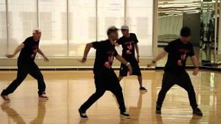 Miguel- My Piece Lost Soles Choreography (Chris Radford)